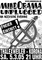 mindOrama unplugged